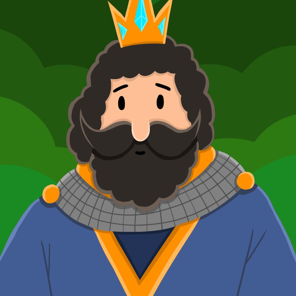 Serie El secreto del rey Maón, disponible en Sybel