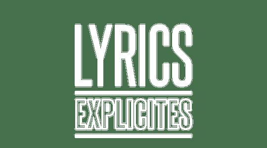 Lyrics explicites