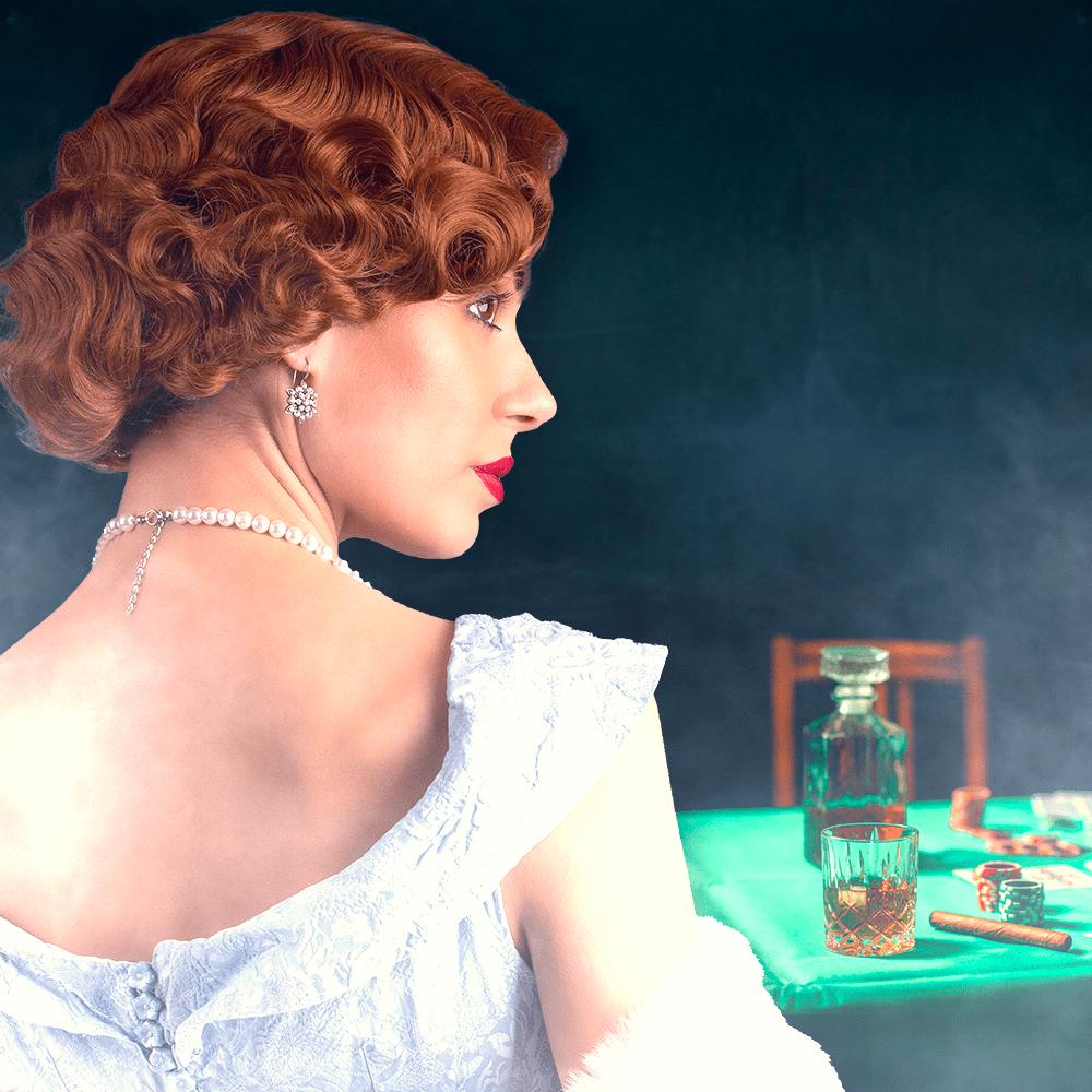 Cover de la serie Vingt-quatre heures de la vie d'une femme disponible sur Sybel