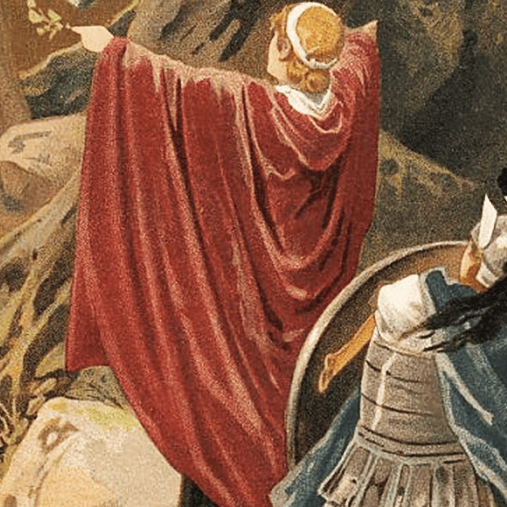 Cover de la serie Jason et les argonautes disponible sur Sybel