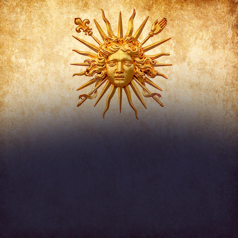 Cover de la serie Louis XIV disponible sur Sybel