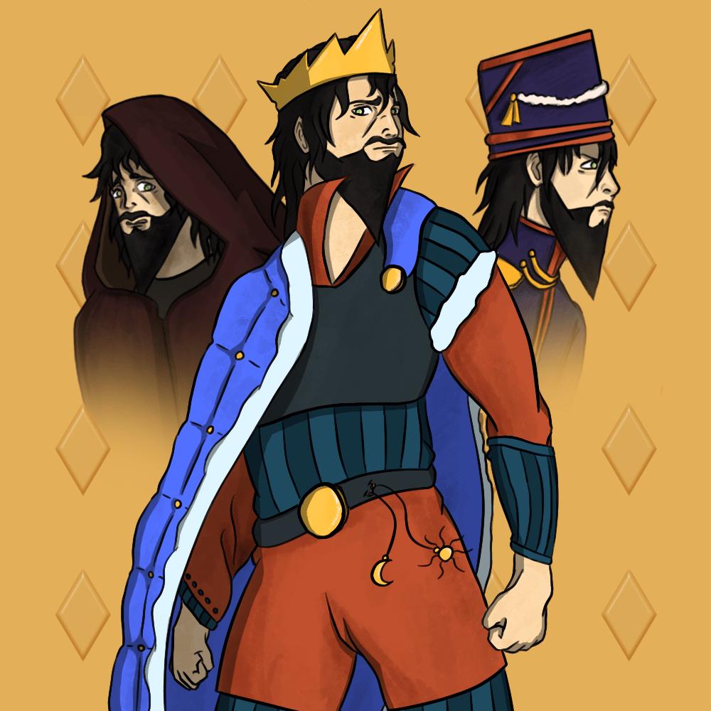 Serie El rey Pico de Tordo , disponible en Sybel