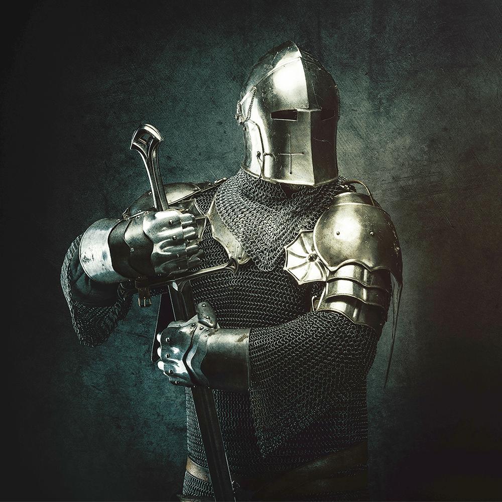 Serie Época Medieval, disponible en Sybel