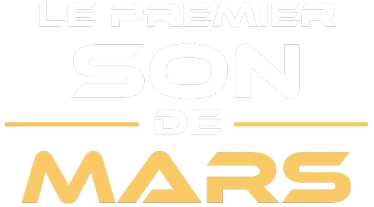 Le premier son de Mars