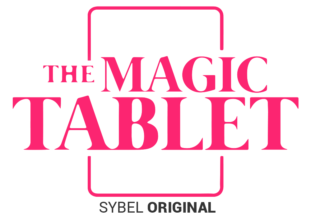 The Magic Tablet title