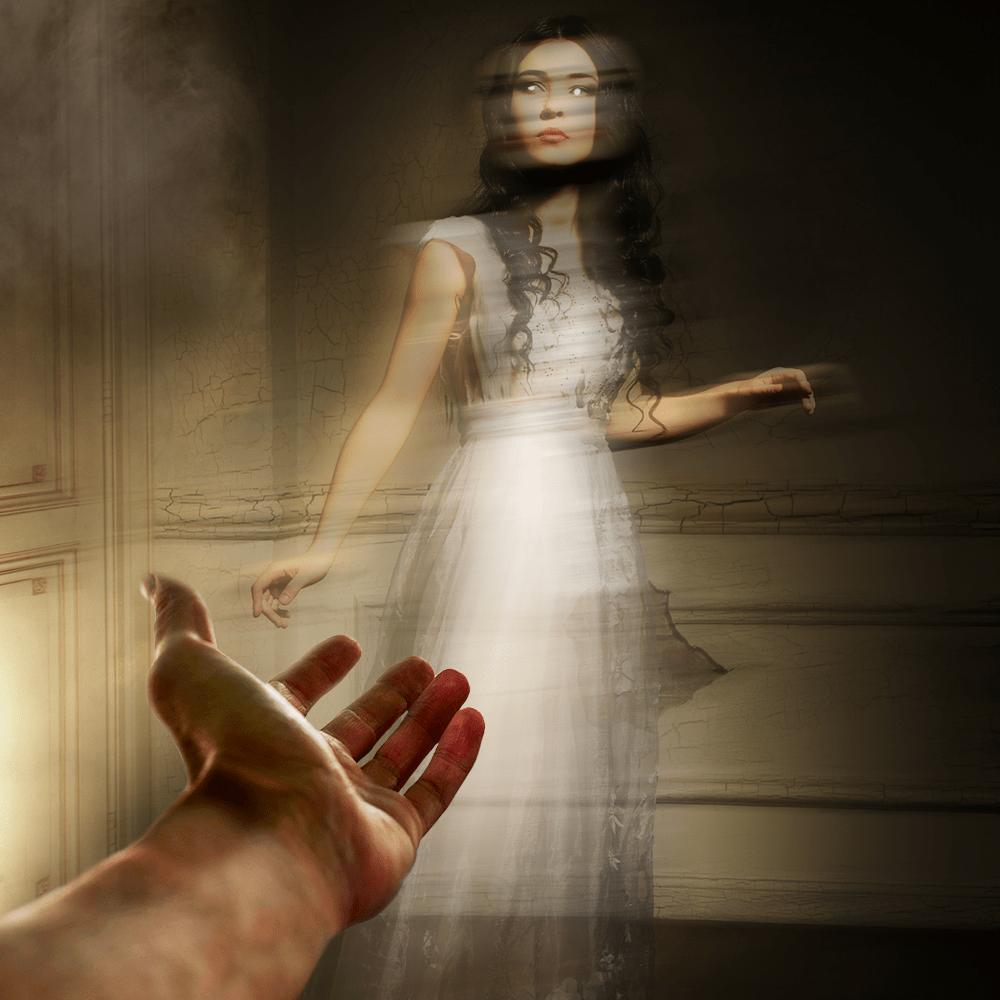 Cover de la serie Fantômes disponible sur Sybel