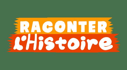 Raconter l'histoire title