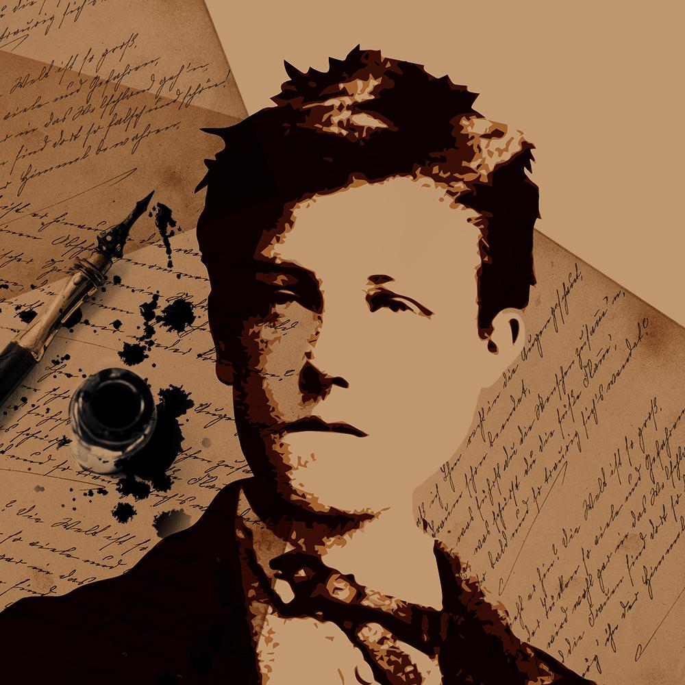 Cover de la serie Arthur Rimbaud disponible sur Sybel