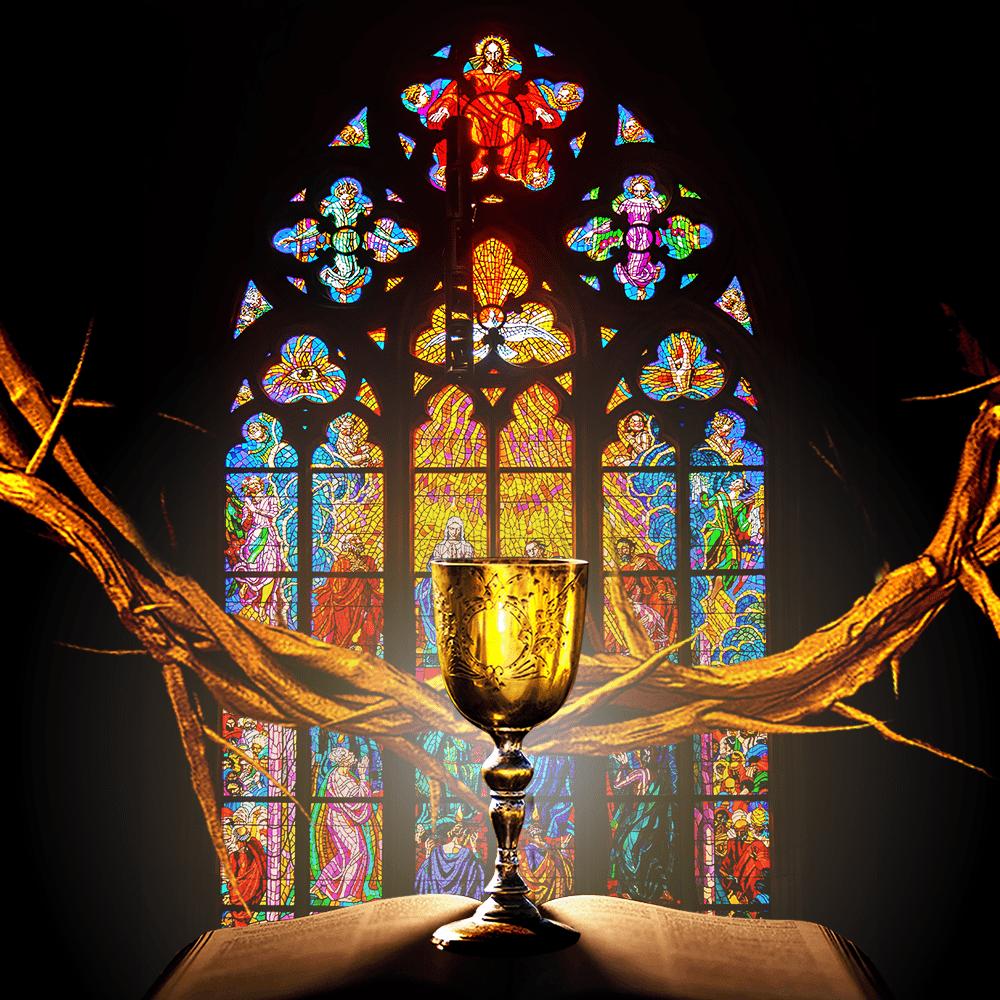 Cover de la serie Secrets de cathédrales, le pouvoir des saintes reliques disponible sur Sybel