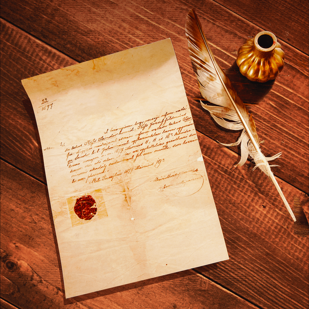 Cover de la serie La lettre volée, Edgar Allan Poe disponible sur Sybel