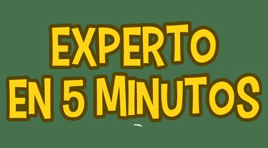 Experto en 5 minutos