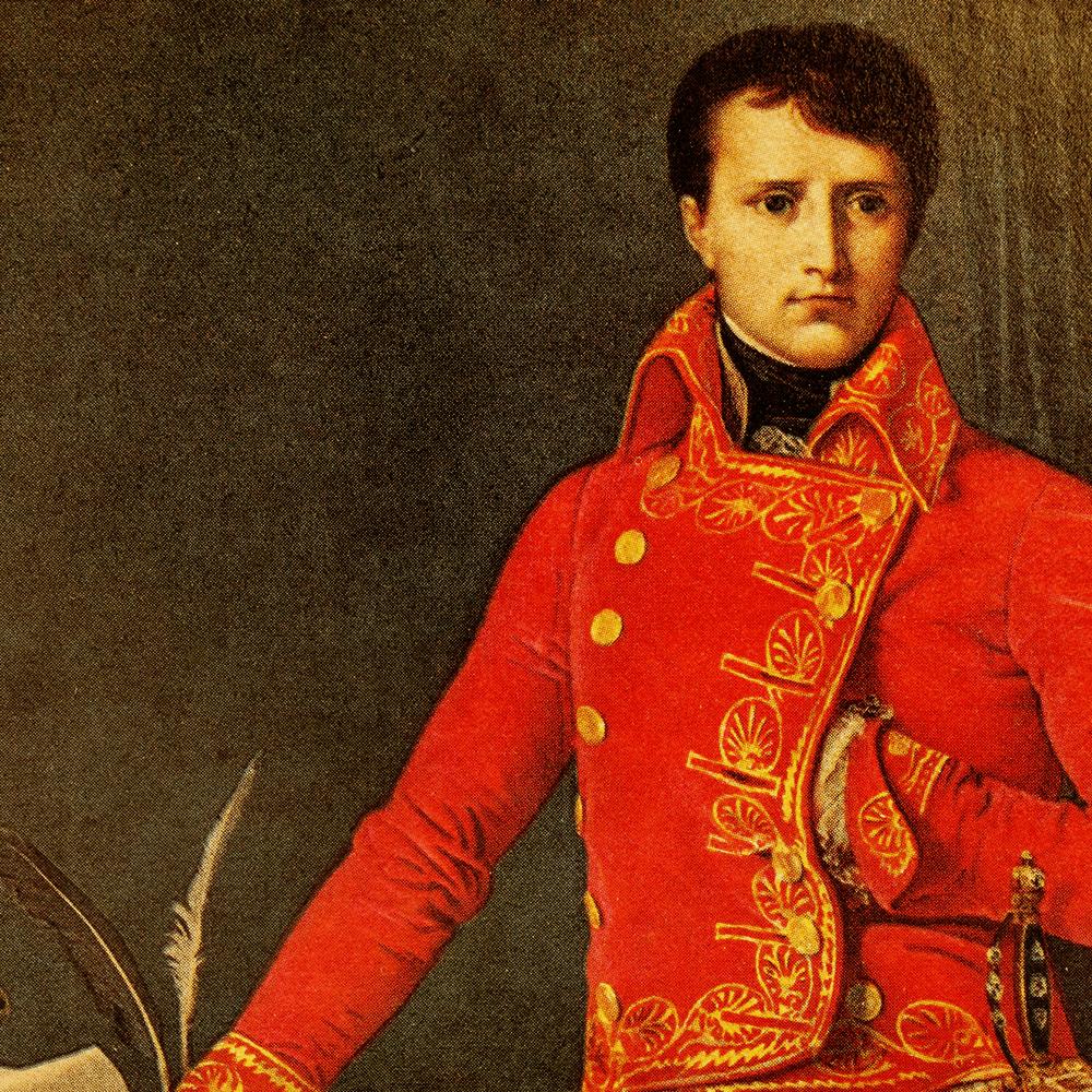 Cover de la serie Napoléon Bonaparte, Général de France disponible sur Sybel