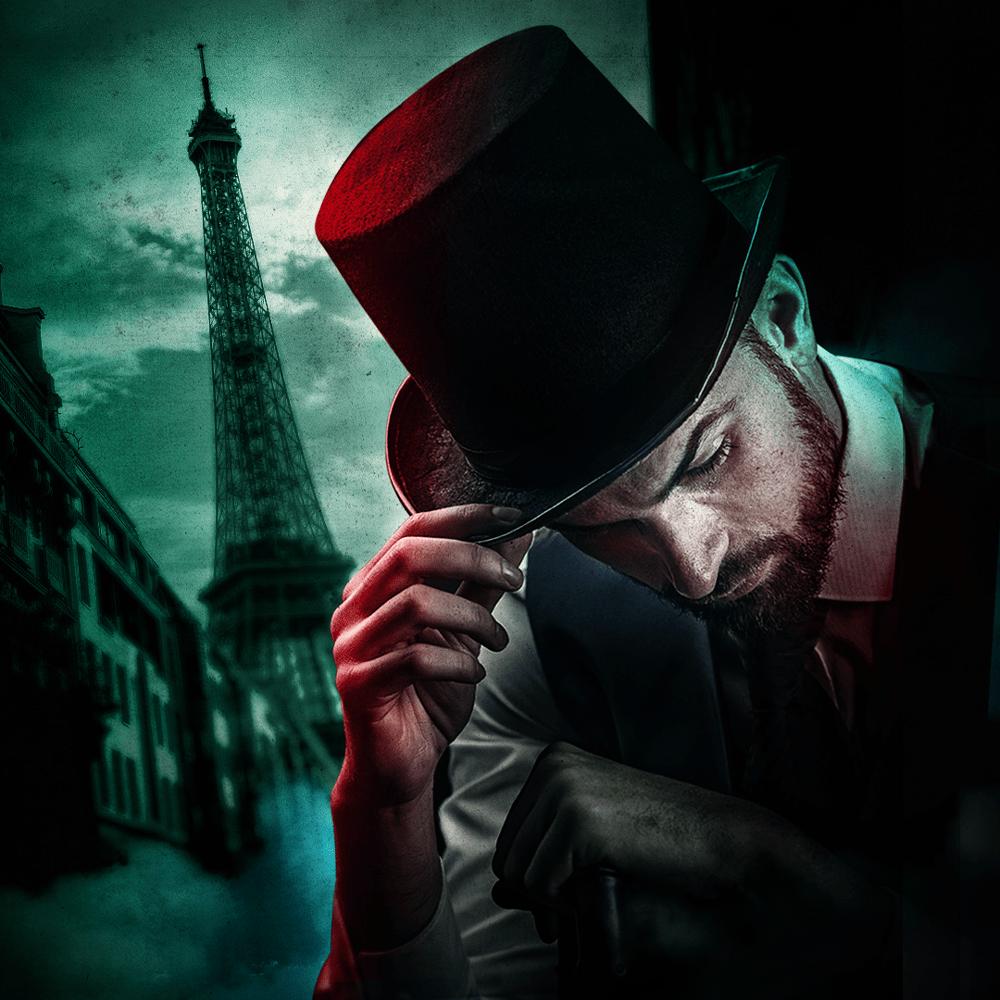 Cover de la serie 9 aventures d'Arsène Lupin disponible sur Sybel