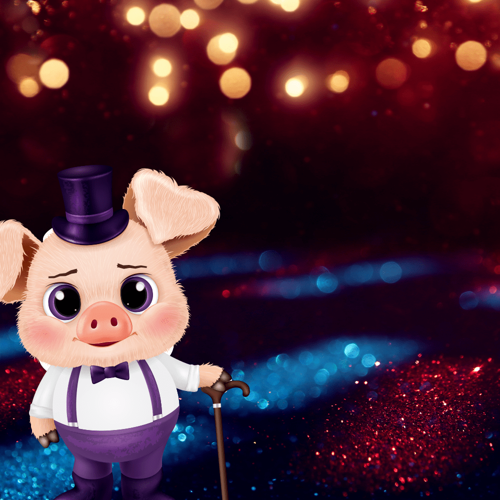 Serie El sombrero mágico de Pinki, disponible en Sybel
