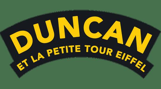 Duncan et la petite tour Eiffel