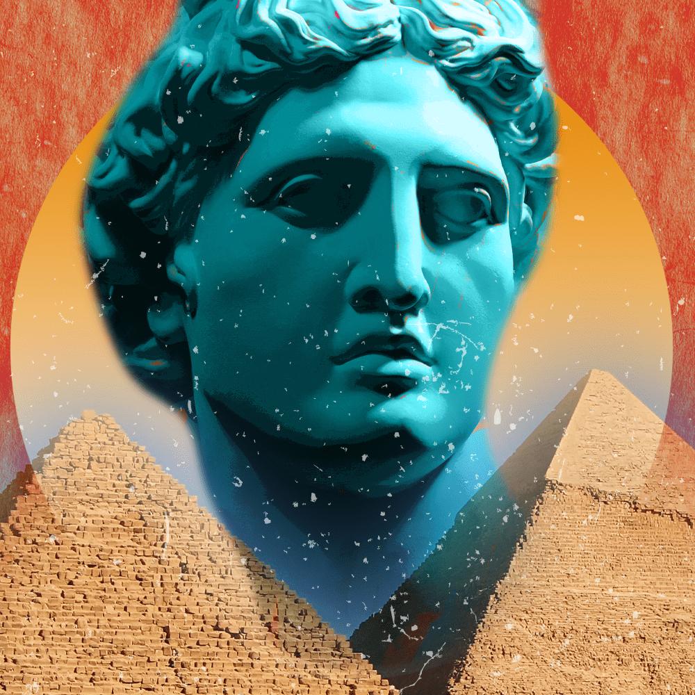 Serie Historia de la Antigüedad, disponible en Sybel
