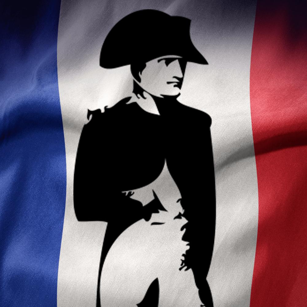 Cover de la serie Napoléon, le Consulat et l'Empire disponible sur Sybel