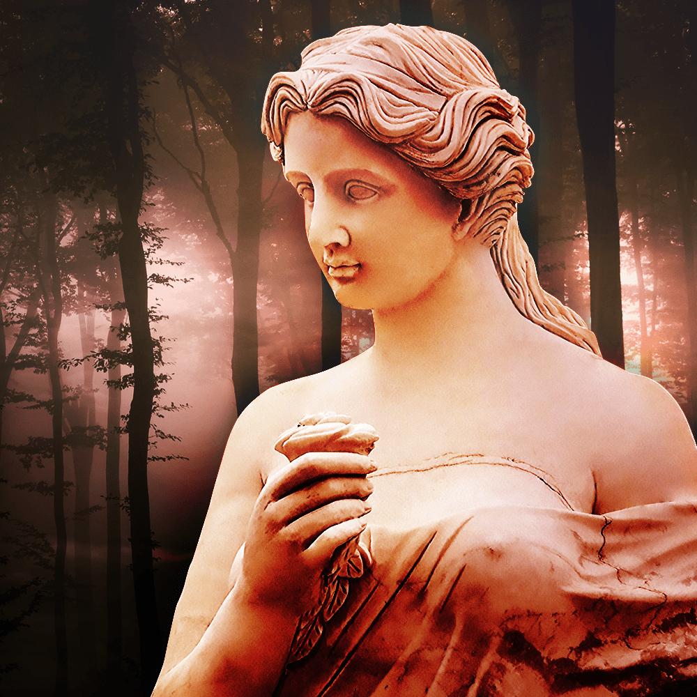 Cover de la serie La Vénus d'Ille disponible sur Sybel