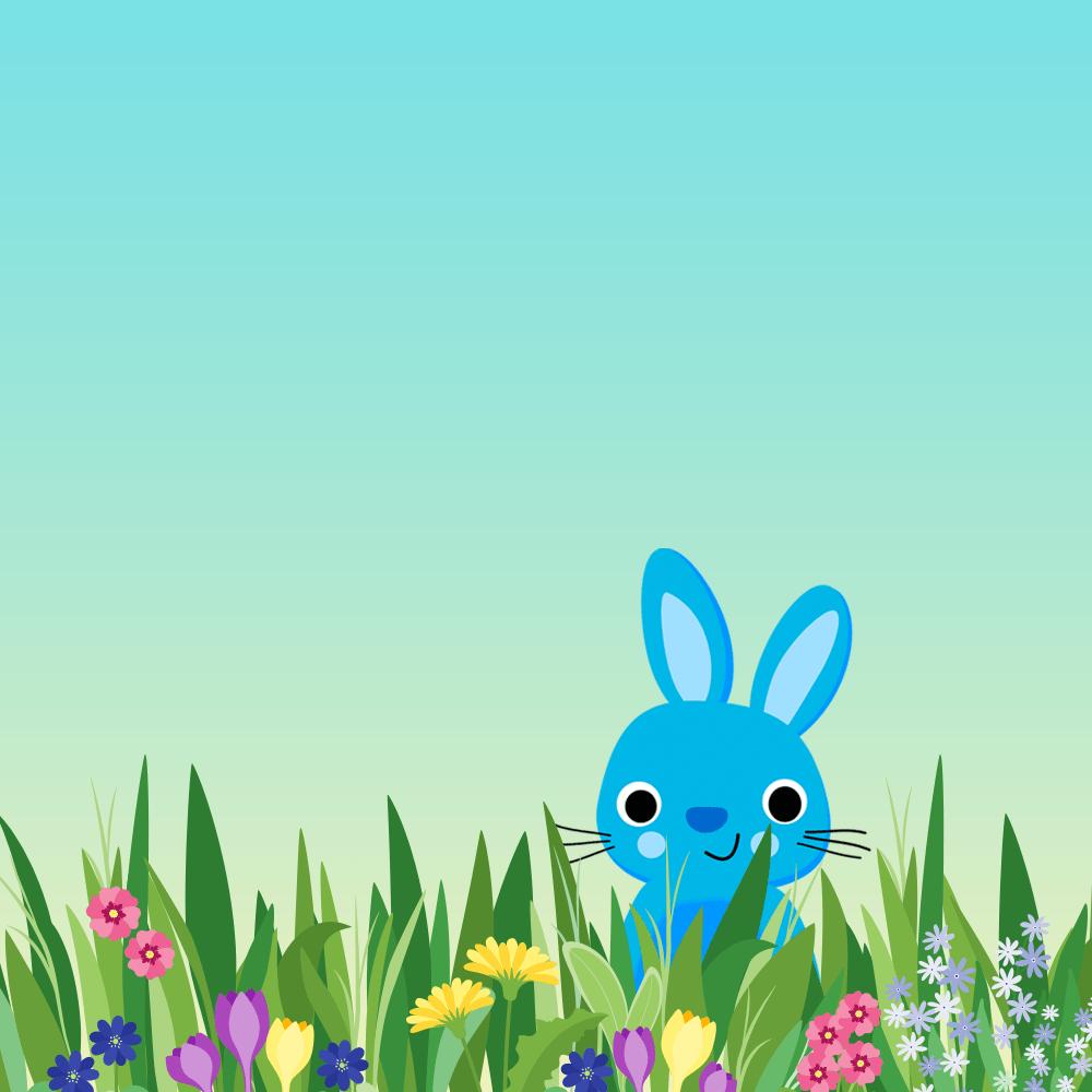 Serie El conejo azul, disponible en Sybel
