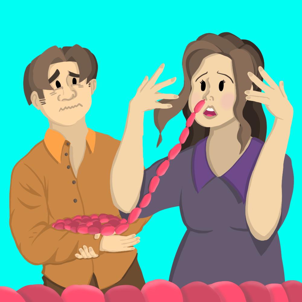 Serie Los deseos ridículos, disponible en Sybel