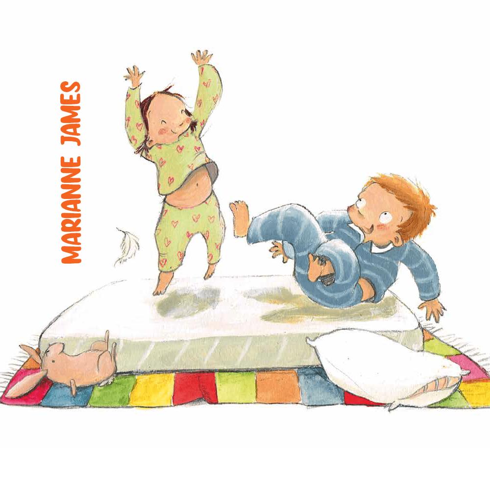 Cover de la serie Tous au lit ! disponible sur Sybel