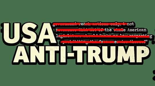 USA Anti-Trump title
