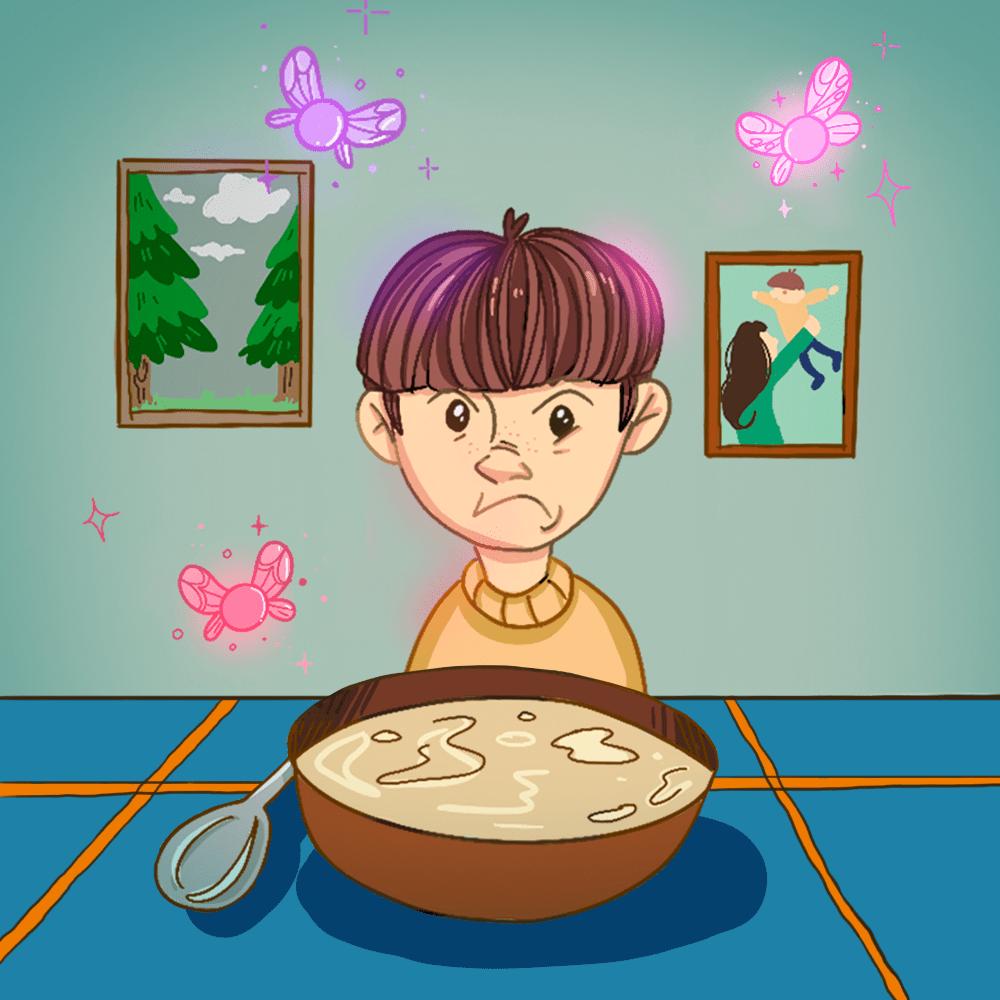Serie José y la sopa, disponible en Sybel