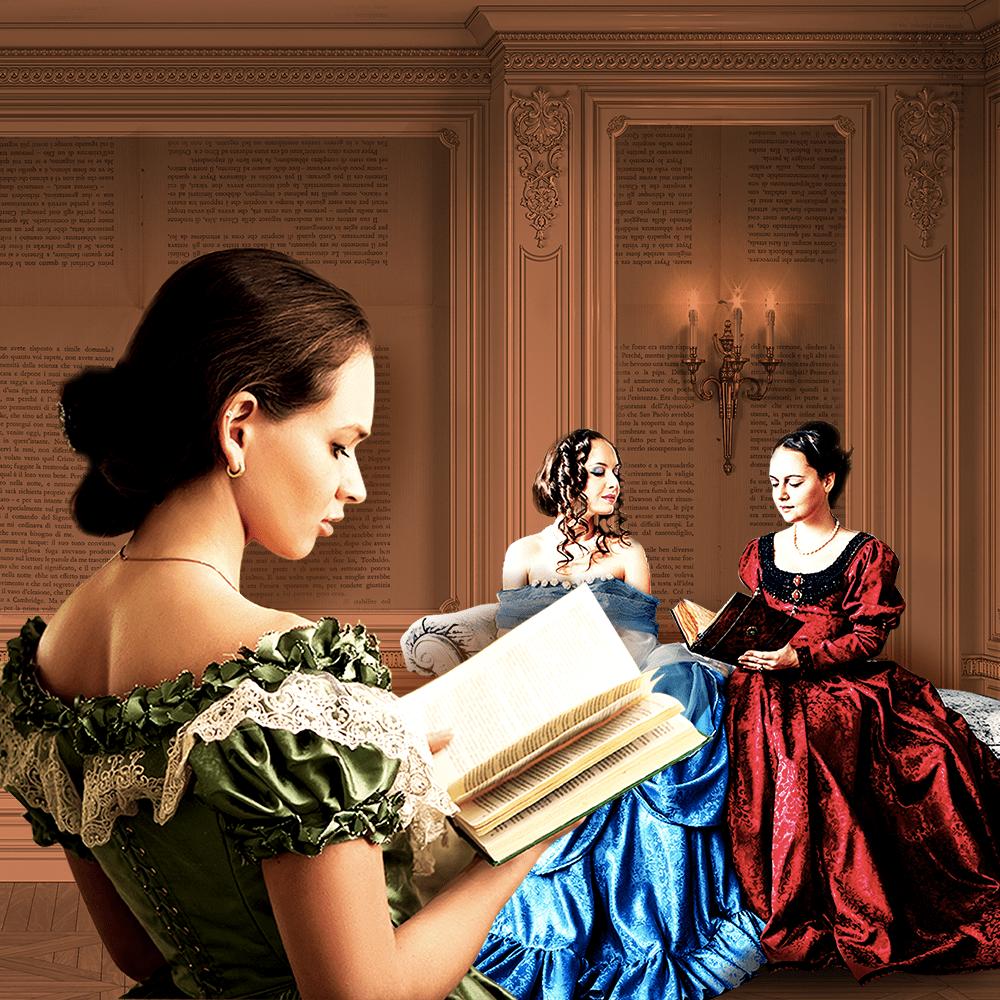 Cover de la serie Les Femmes savantes, avec Michel Bouquet disponible sur Sybel
