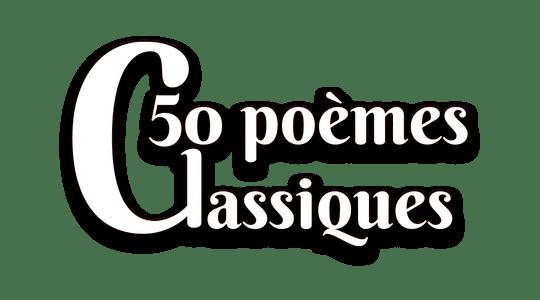 50 poèmes classiques