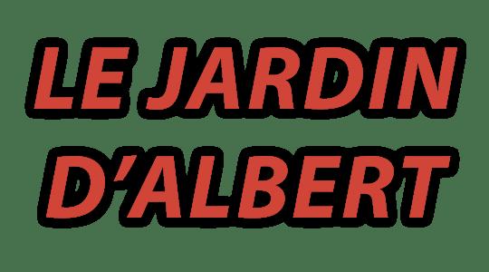 Le jardin d'Albert title