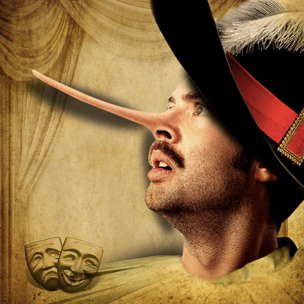 Cover de la serie Cyrano de Bergerac, d'Edmond Rostand disponible sur Sybel