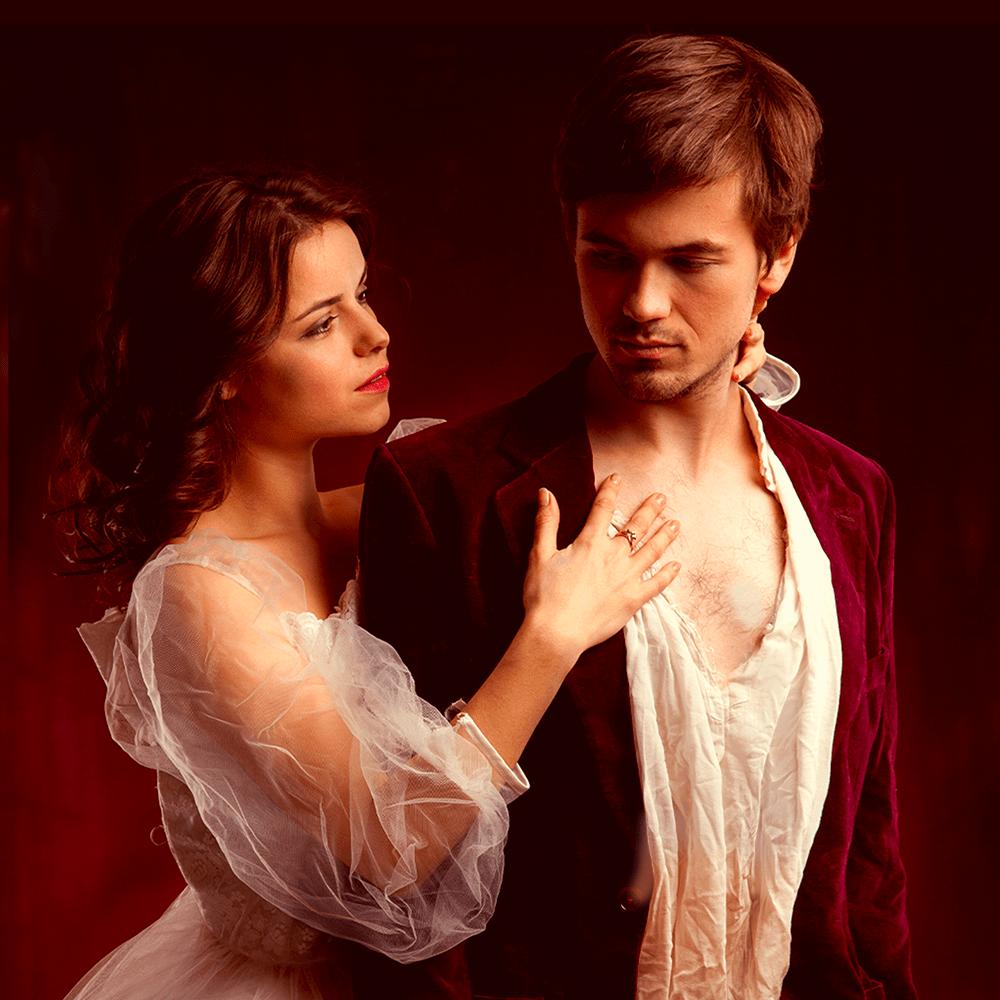 Cover de la serie Neuf chefs-d'œuvre de Shakespeare disponible sur Sybel