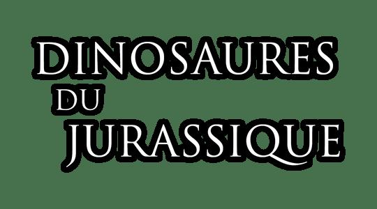Dinosaures du Jurassique