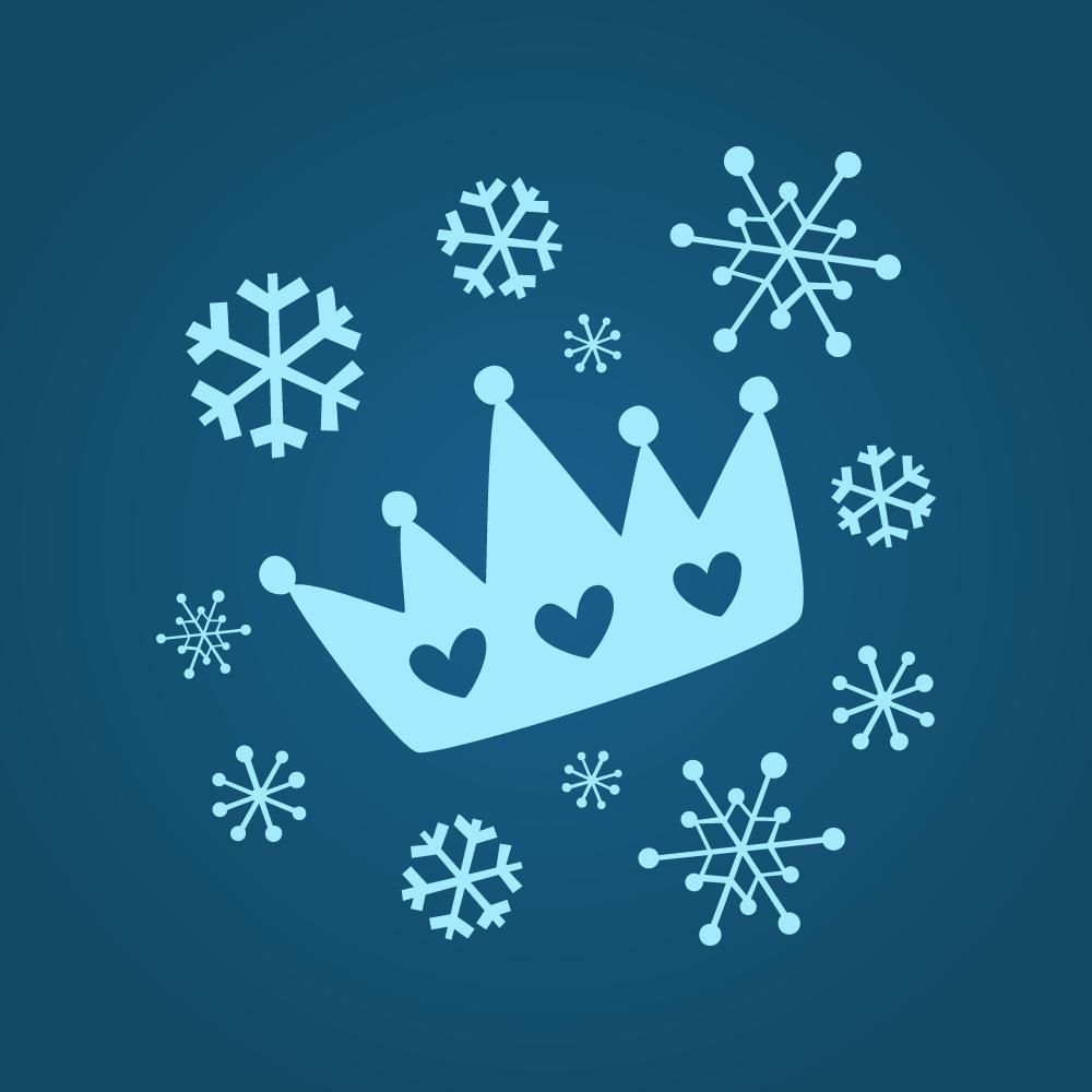 Serie La Reina de las Nieves, disponible en Sybel