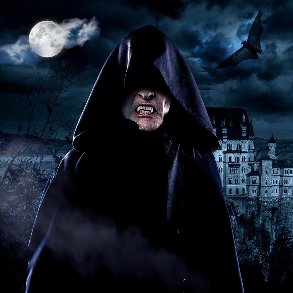 Cover de la serie Dracula, Bram Stoker disponible sur Sybel