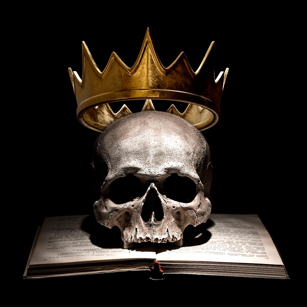 Cover de la serie Hamlet disponible sur Sybel