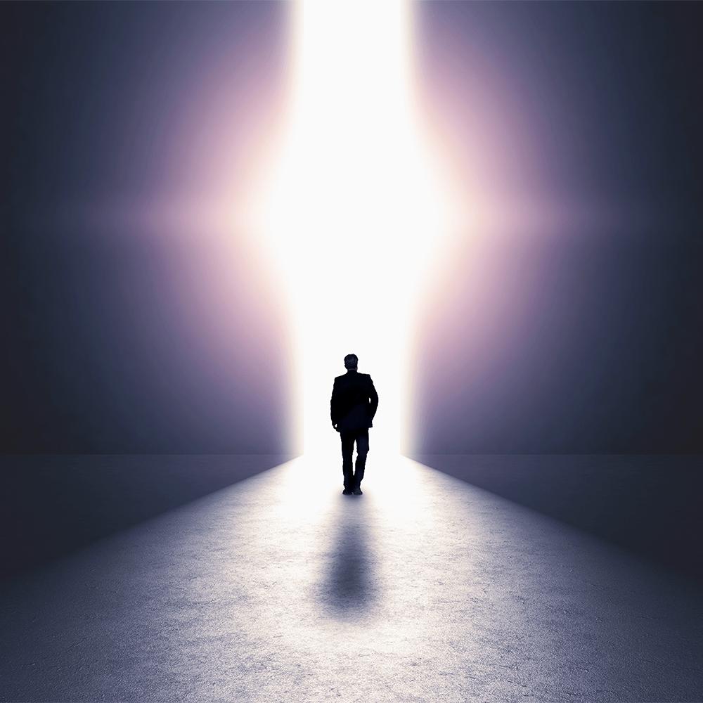 Cover de la serie Aux frontières de la mort disponible sur Sybel