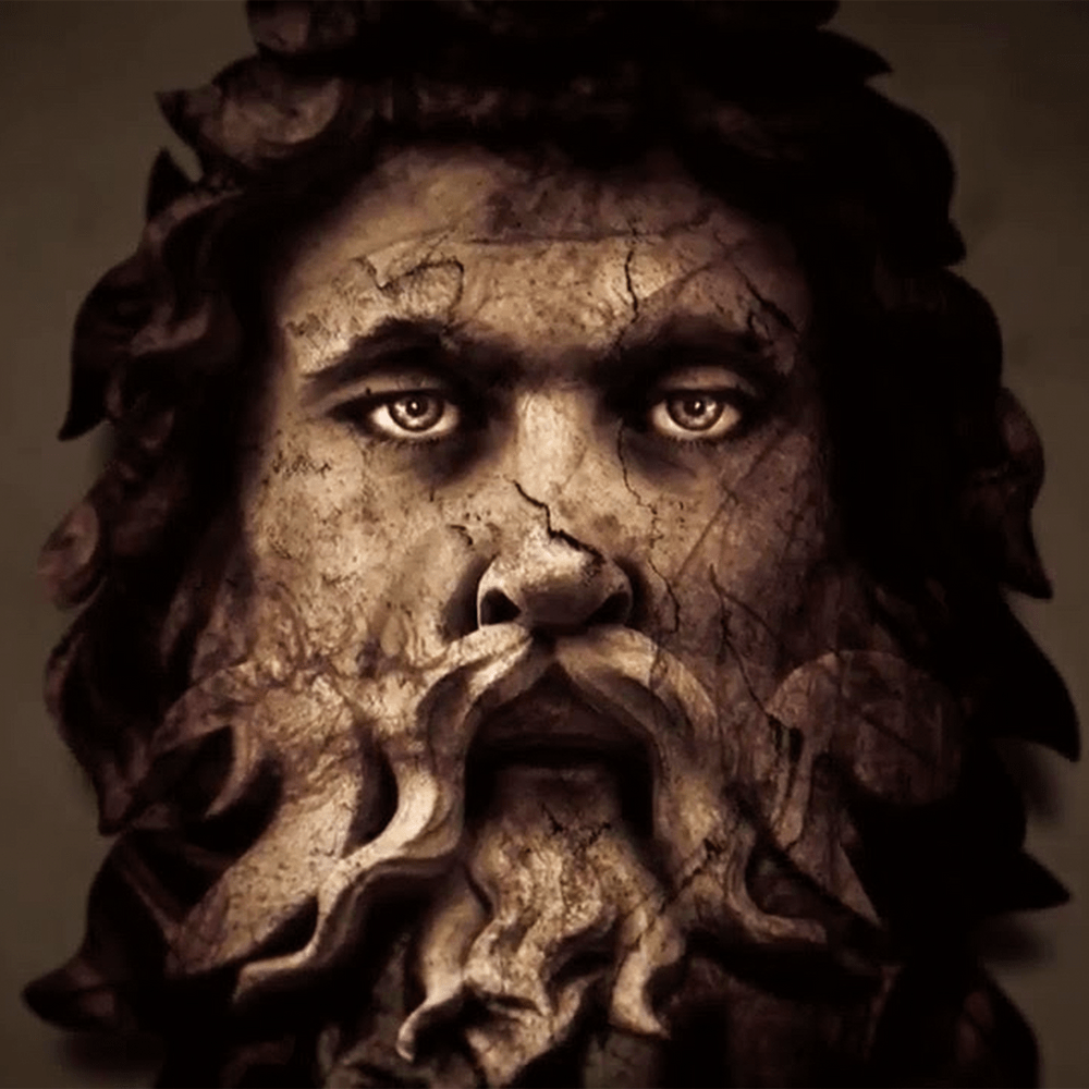 Cover de la serie Hadès, roi des enfers disponible sur Sybel