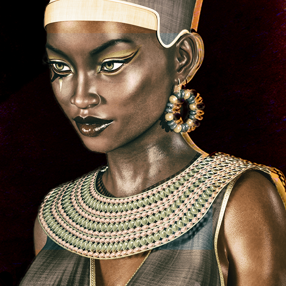 Serie El cuidado personal en el egipto antiguo, disponible en Sybel