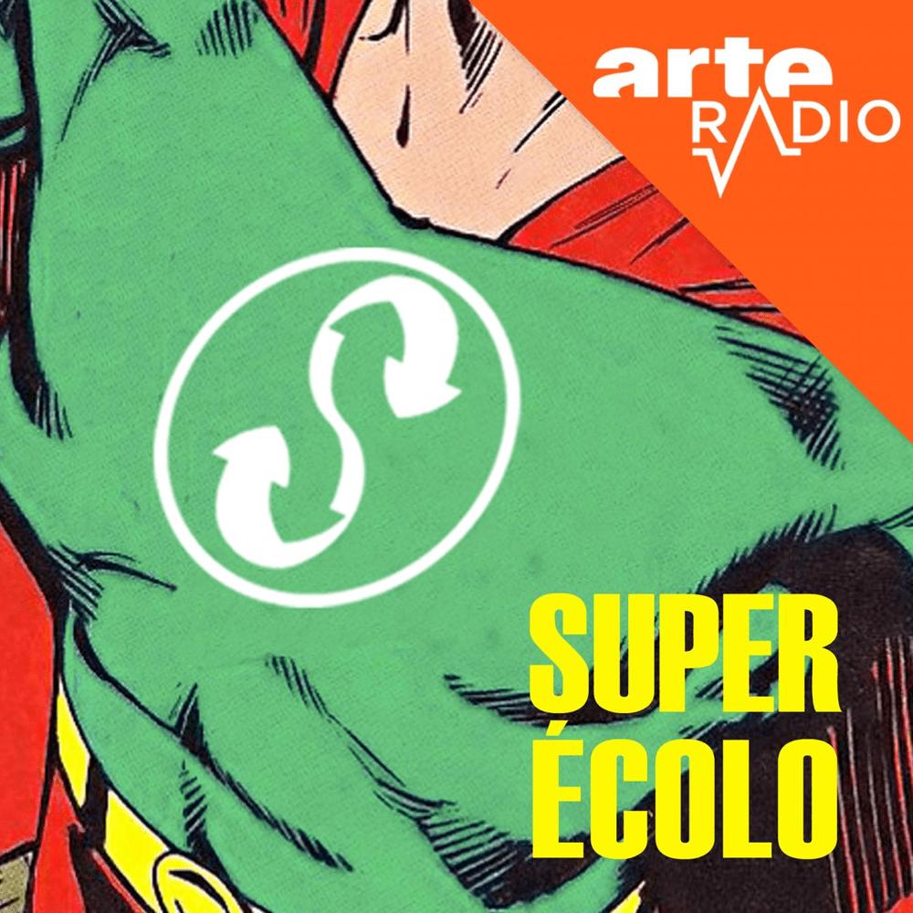 Cover de la serie Super écolo disponible sur Sybel