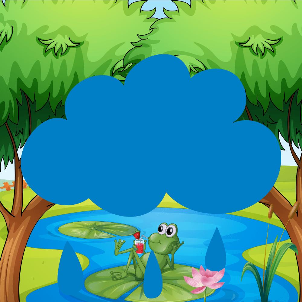 Serie La rana que fue a buscar la lluvia, disponible en Sybel
