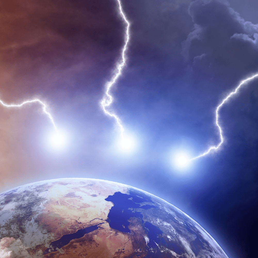 Cover de la serie Les prophéties de Nostradamus disponible sur Sybel