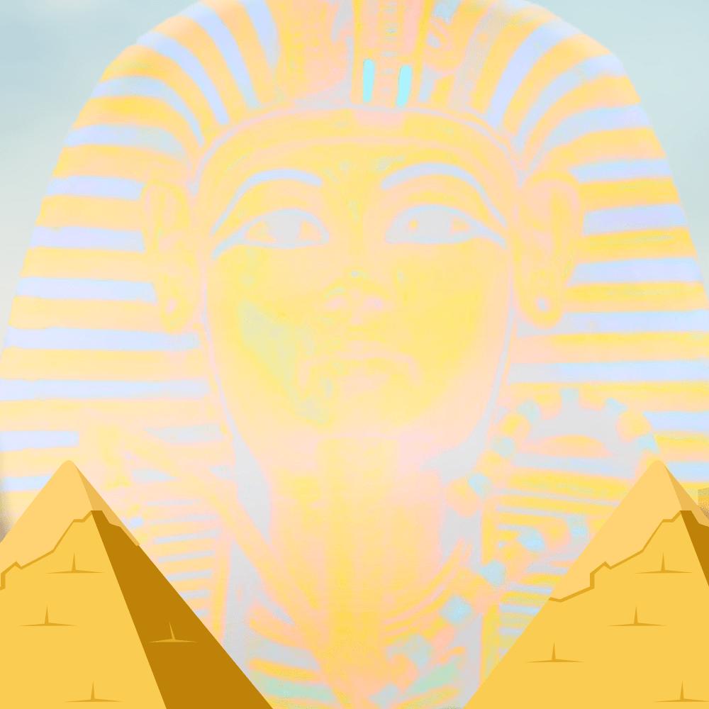 Cover de la serie Cinq choses à savoir sur Toutânkhamon disponible sur Sybel