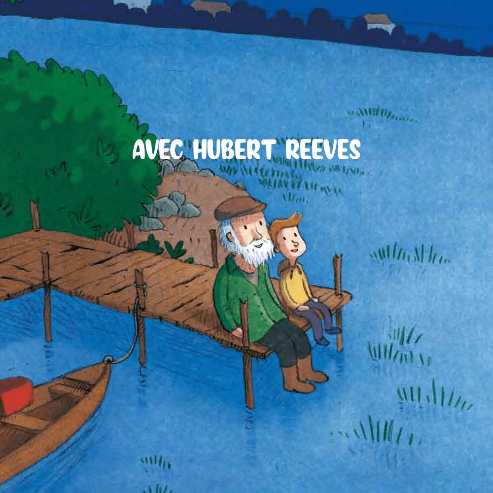 Cover de la serie Les étoiles d'Hubert disponible sur Sybel