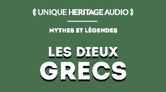 """Mythes et légendes : """"Les Dieux Grecs"""""""