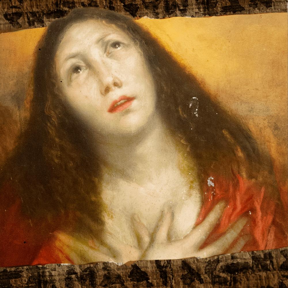 Cover de la serie L'Évangile de la femme de Jésus disponible sur Sybel