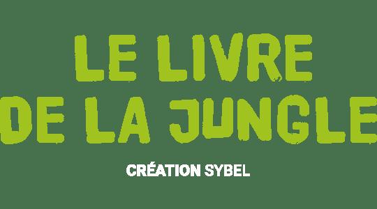 Le Livre de la Jungle title