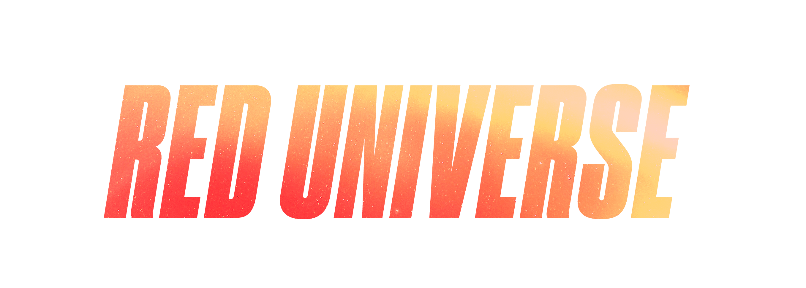Red Universe title
