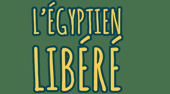 L'Égyptien libéré title