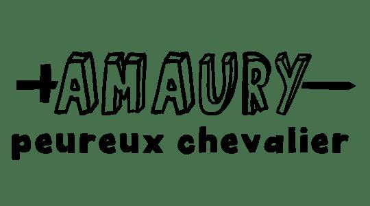 Amaury Peureux Chevalier title